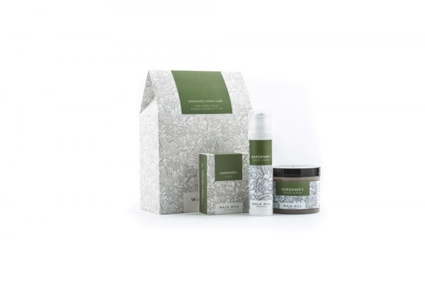 Gardeners Gift Set – Soap, Scrub & Hand Cream