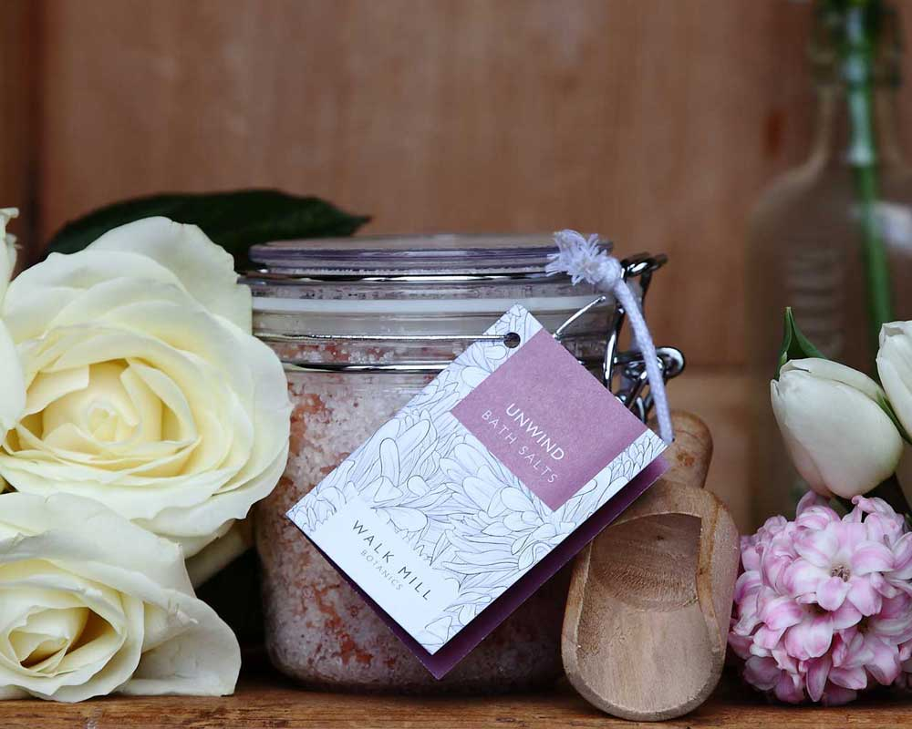 Wellbeing Skin Care - Himalayan Bath Salts
