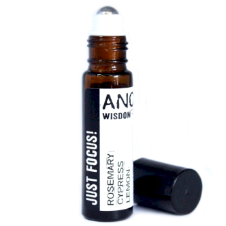 Just focus roll on aromatherapy blend £5.95