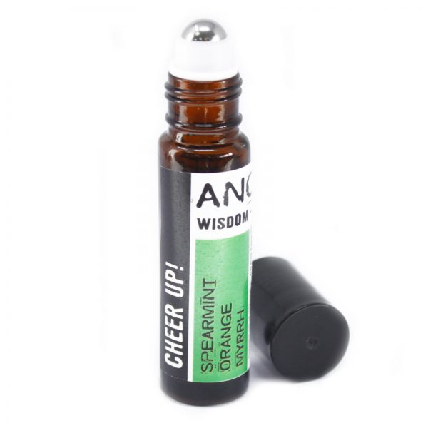 cheer up aromatherapy rollerball £5.95