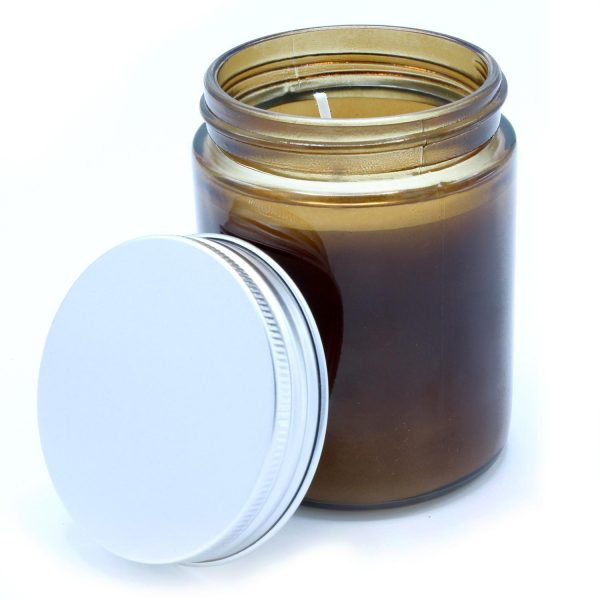 creativity aromatherapy candle 1 peppermint & clove £9.95