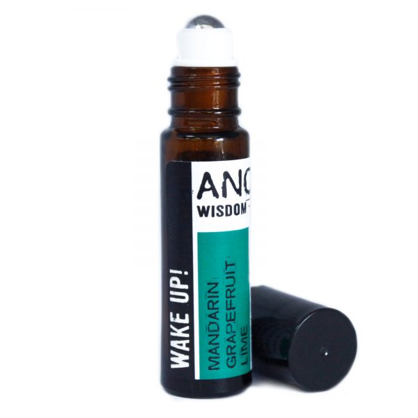 wake up essential oil rollerball blend £5.95